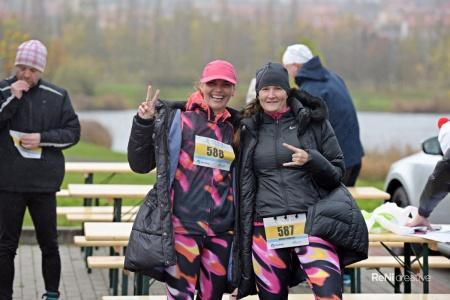 Běh kolem jezera - Most 2017