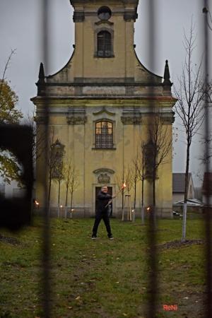 Koncert ve světle hudby - Kostel sv. Petra a Pavla Osek